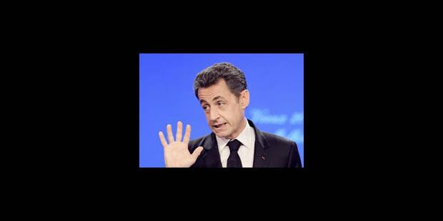 """Arche de Zoé: un livre évoque un appui """"en sous-main"""" du président Sarkozy - La Libre"""
