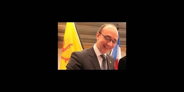"""Demotte : """"Le lien entre Bruxelles et la Wallonie doit rester indéfectibe"""" - La Libre"""