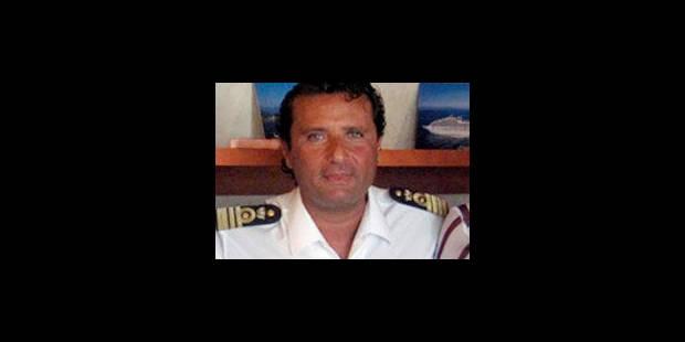 Concordia: recherches suspendues, le commandant de retour chez lui - La Libre