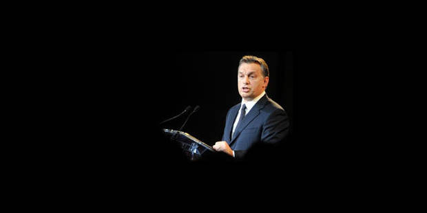 La Hongrie doit modifier rapidement ses lois controversées