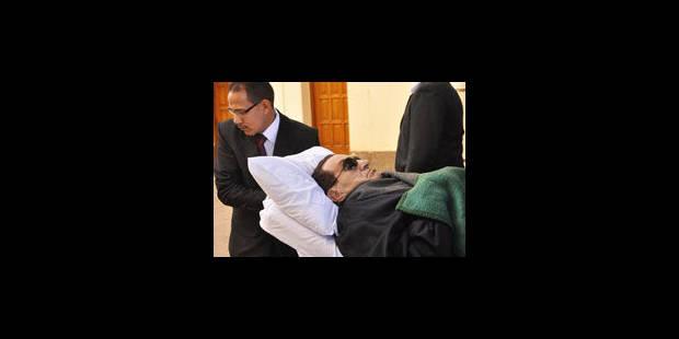 """""""Pas de preuve que Moubarak a ordonné de tirer sur la foule"""" - La Libre"""