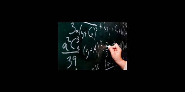 Un prix prestigieux pour un mathématicien belge - La Libre
