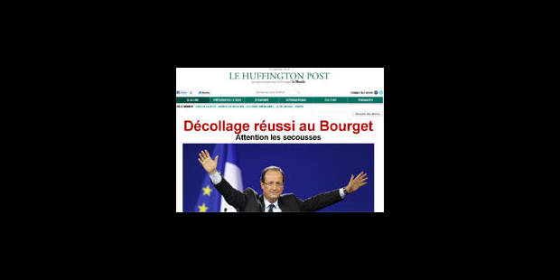 La version française du Huffington Post est lancée - La Libre