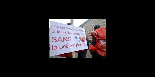 Syndicats: la grève générale du 30 janvier est inévitable - La Libre