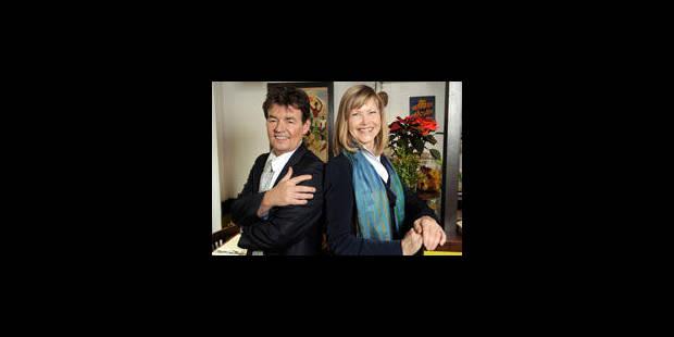 """Bernard Wesphael et Marie Corman : """"Nous ne partons pas perdants !"""" - La Libre"""