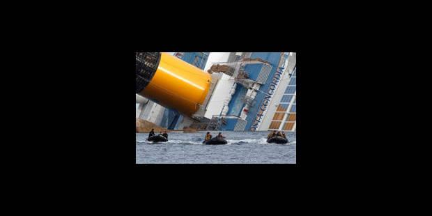 Concordia: deux nouveaux corps retrouvés - La Libre