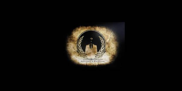 Anonymous rend le catalogue de Sony en accès gratuit - La Libre