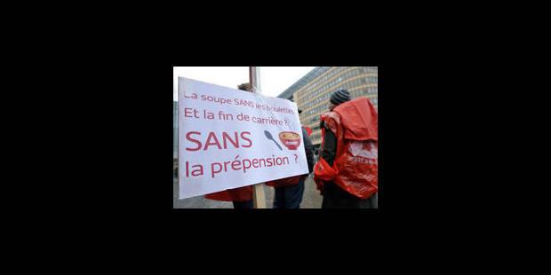 Plus de 50% des Belges ont un avis négatif sur la grève - La Libre