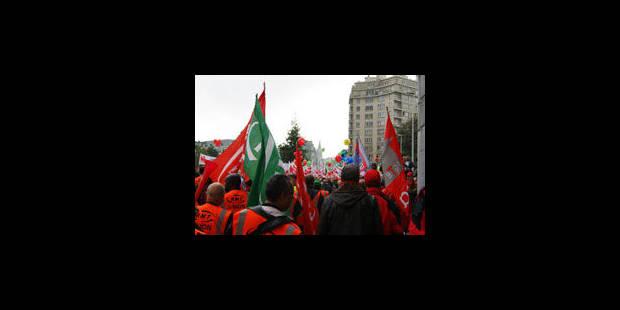 """""""Une grève qui va nuire à la concertation sociale et à l'économie """" - La Libre"""