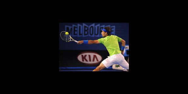 Open d'Australie - Rafael Nadal en finale - La Libre