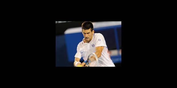 Djokovic rejoint Nadal en Finale