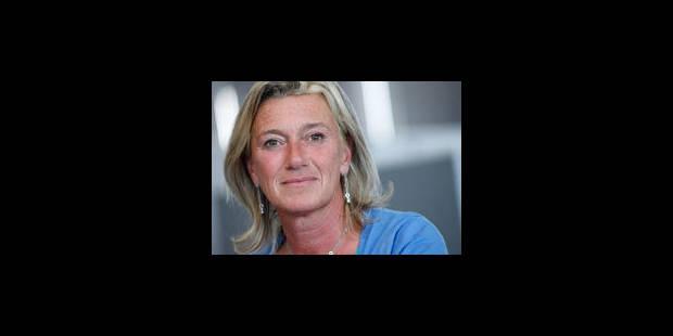 """Françoise Bertieaux critique la """"logique"""" de Jean-Claude Marcourt - La Libre"""