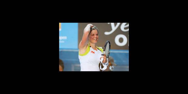 Kim Clijsters n'exclut pas une participation à la Fed Cup - La Libre