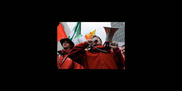Grève 30/01: perturbations dans les services publics de la ville de Tournai - La Libre