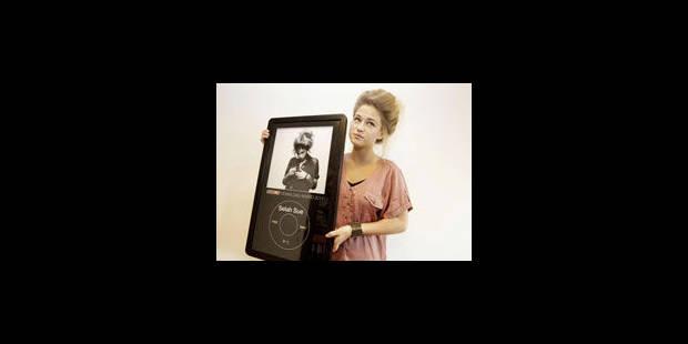 Selah Sue remporte l'Ultratop Download Award 2011 - La Libre