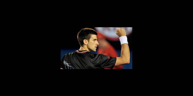 Jeu, set et match Djokovic - La Libre