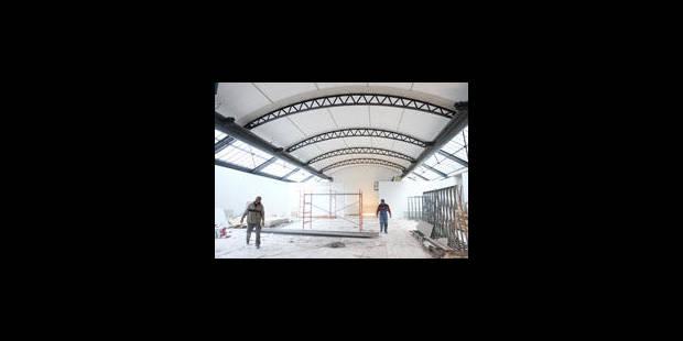 Bruxelles s'enrichit d'un centre d'art - La Libre