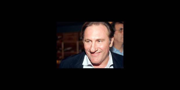 Depardieu jouera-t-il DSK? - La Libre