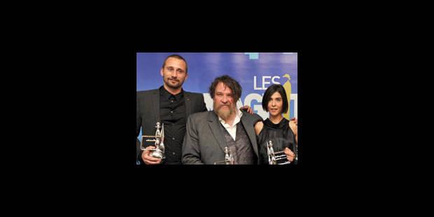 Rundskop et Les Géants récompensés, les Magritte font la part belle au cinéma du Plat Pays - La Libre