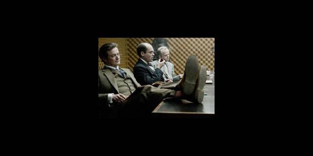 Colin Firth joue les espions - La Libre