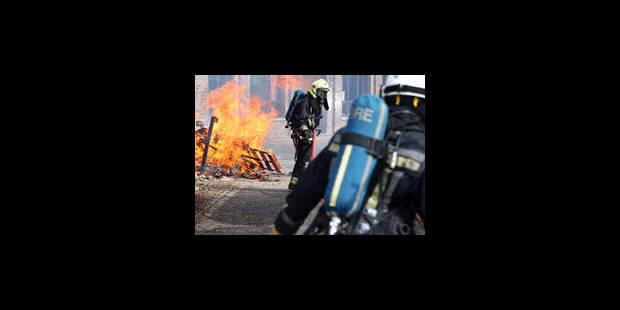 Les pompiers de Bruxelles démentent toute recrudescence de vols - La Libre