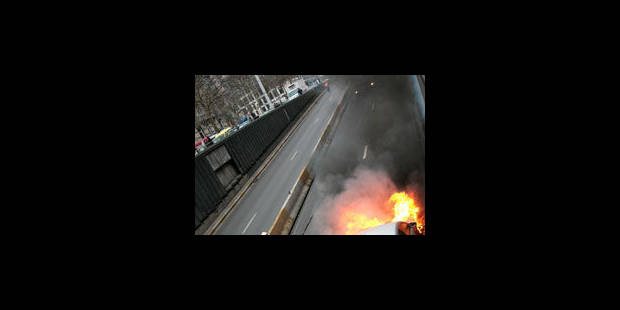Accident à Porte de Hal: le tunnel fermé plusieurs heures - La Libre