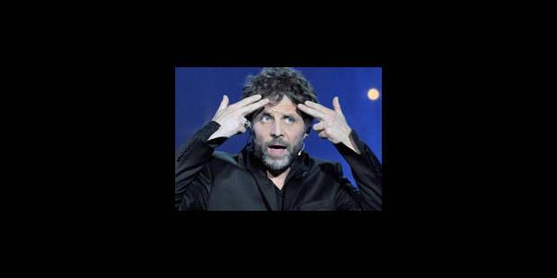Guillon, censuré sur la scène des Globes de Cristal ? - La Libre