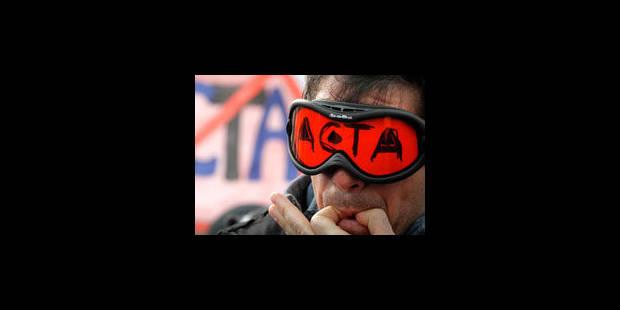 ACTA: Bruxelles se défend de tout manque de transparence