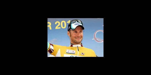 Tour du Qatar - 4e étape: victoire de Boonen qui reste leader - La Libre