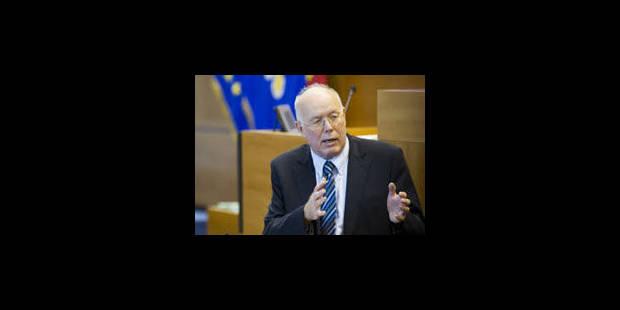 Picqué : Il y aura 2 démarches pour les volets bruxellois de la réforme institutionnelle - La Libre