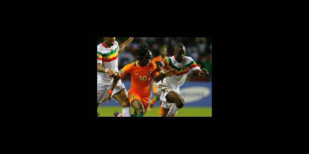 La Côte d'Ivoire rejoint la Zambie en finale - La Libre