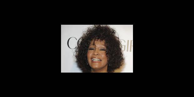 Whitney Houston venait de tourner un film sur les méfaits de la drogue - La Libre