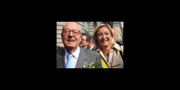 Jean-Marie Le Pen à nouveau condamné en appel - La Libre