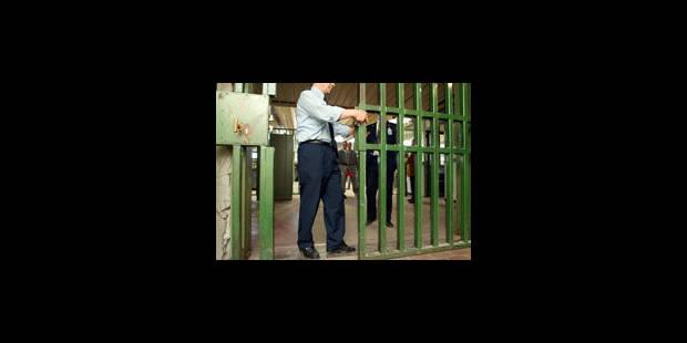 Un prisonnier sur deux retournera derrière les verrous - La Libre