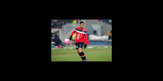 Eden Hazard aurait choisi de rejoindre Tottenham