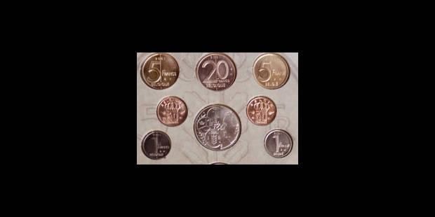 Combien y a-t-il encore de francs belges en circulation ? - La Libre