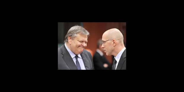 """La Grèce n'est """"pas une menace pour l'économie mondiale"""" - La Libre"""