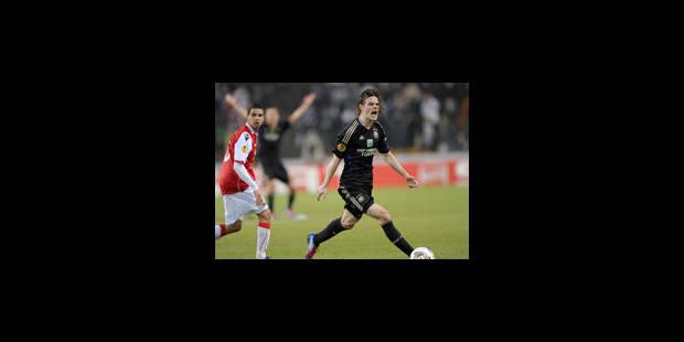 Anderlecht éliminé par l'AZ Alkmaar (0-1) - La Libre