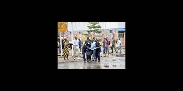 Le ton monte entre le gouvernement congolais et les pays occidentaux - La Libre