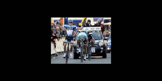 Sep Vanmarcke crée la sensation au Circuit Het Nieuwsblad - La Libre