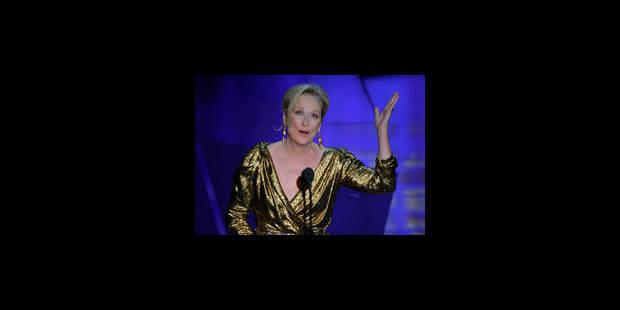 Meryl Streep, une actrice insatiable au talent toujours renouvelé - La Libre