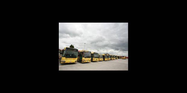 Pas de bus à Charleroi - La Libre
