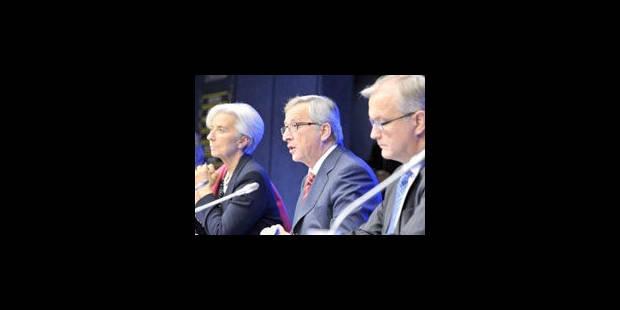 """Juncker : """"Beaucoup de propositions du tandem franco-allemand n'ont pas vu le jour"""""""