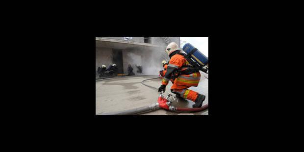 Les pompiers engagent - La Libre