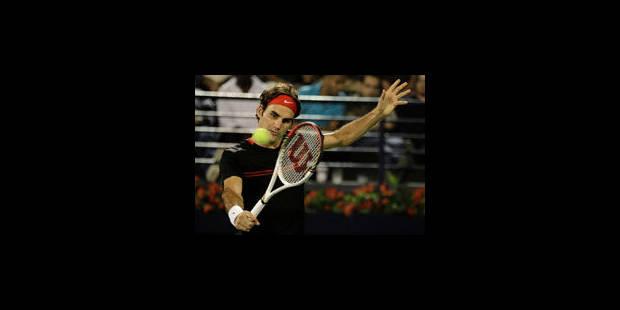 Roger Federer remporte son 72e tournoi ATP - La Libre