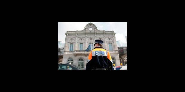 Des policiers belges de plus en plus violents - La Libre