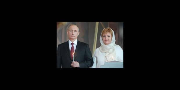 Lioudmila, la discrète madame Poutine