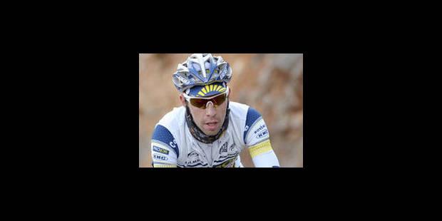 Thomas de Gendt remporte la 7e étape en solo - La Libre