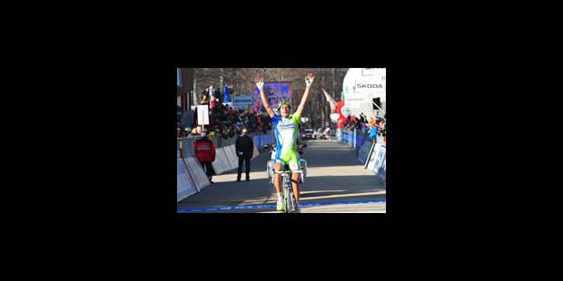 Tirreno-Adriatico : Victoire finale de Nibali - La Libre