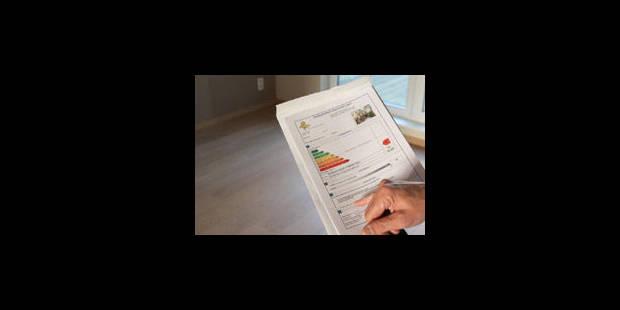 Tout savoir sur les certificats PEB - La Libre